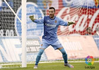 Manu Herrera rescinde contrato con el Zaragoza y llega al Betis