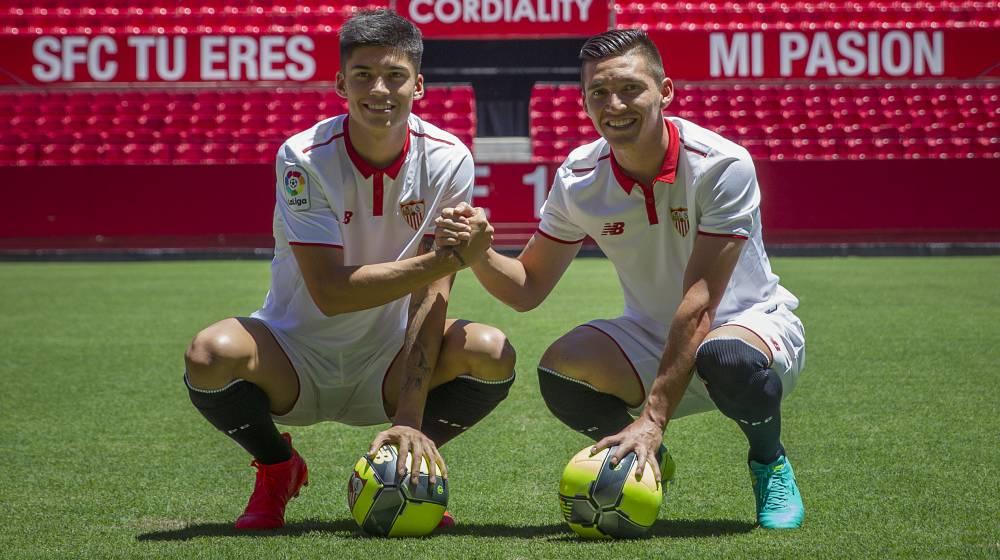 Sevilla - Sevilla: ocho fichajes y Sampaoli - AS.com