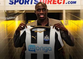 El Newcastle confirma a Diamé, el relevo de Sissoko