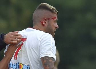 Menez sale malparado en su debut con el Girondins