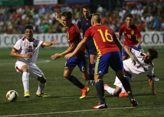 Jordan y Peru llevan a España a la gran final del torneo