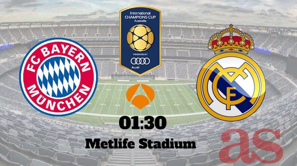 Bayern 0 1 real madrid resumen resultado y goles Resultado real madrid hoy