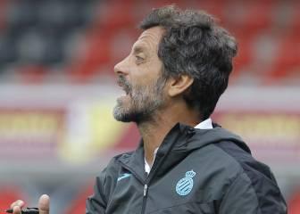 Quique confirma que el Espanyol no irá a Sudáfrica