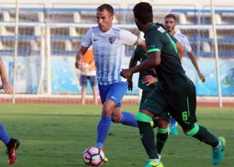 El Málaga vence al Al Ahli sin esfuerzo con gol de Kuki