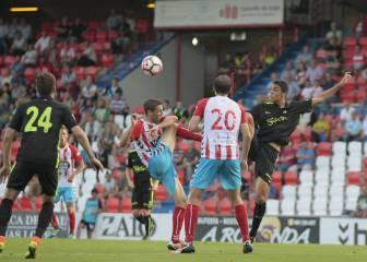 El Sporting naufraga en la presentación del Lugo