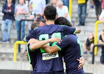 Victoria del Córdoba gracias a un gol de Borja Domínguez