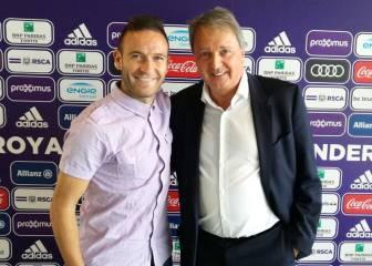 Diego Capel se compromete con el Anderlecht belga