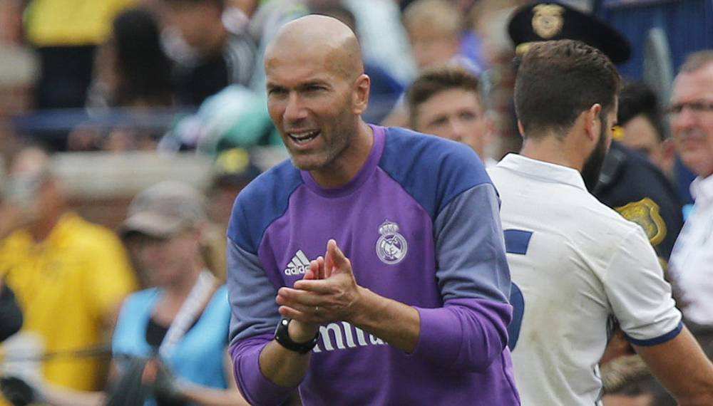 Super Cup: Real Madrid boss Zidane all but rules trio out