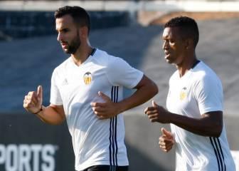 Nani y Montoya ya trabajan con el Valencia en Inglaterra