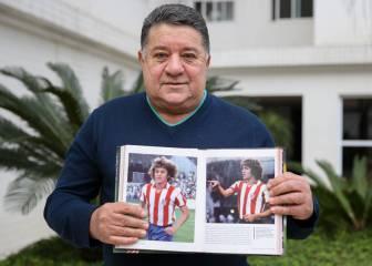 Leivinha cree que el fútbol del Atlético de Simeone es