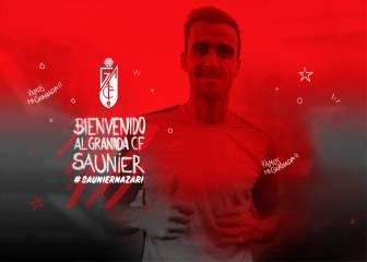Saunier llega; Babin se despide