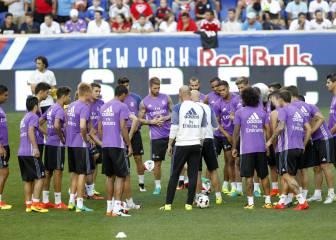 El Madrid hizo caja en la gira: se embolsó 12 millones de euros