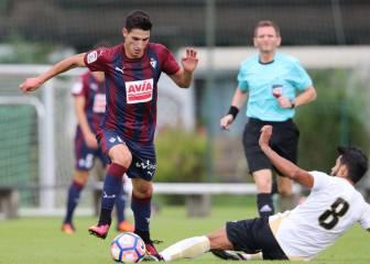 El Eibar suma ante el Colonia una nueva derrota en su gira