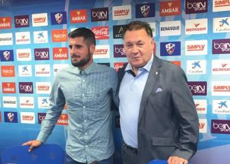 """Fran Mérida: """"El Huesca ha marcado mi carrera"""""""