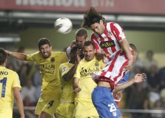 El Villarreal se reencuentra con Falcao, su bestia negra