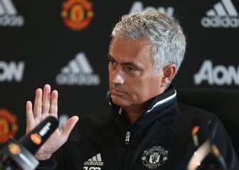 Mourinho: '¿Pogba? La próxima semana cerraremos la plantilla'