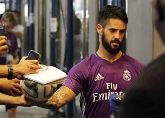 El Madrid pone a Isco en venta
