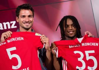 El Bayern Múnich presenta a Hummels y Sanches