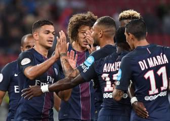 Emery conquista su primer título: la Supercopa de Francia