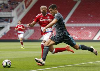 Nadie puede con la Real: empate ante el Middlesbrough