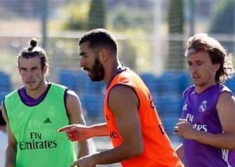 Benzema apura para llegar a la Supercopa con Bale y Kroos