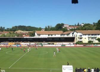 El Osasuna logra un meritorio empate tras jugar 40' con diez