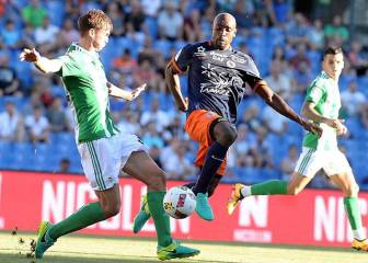 El Betis sufre su primer revés del verano ante el Montpellier