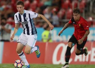 El Mallorca gana con solvencia al West Bromwich Albion
