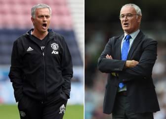 Mourinho ataca a Ranieri: