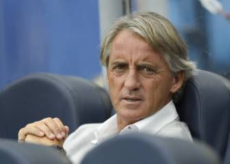 Oficial: Mancini deja de dirigir al Inter: De Boer, primer candidato