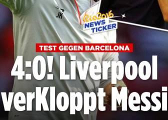 Alemania saca pecho por Klopp: