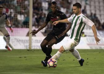 Barral pide paso ante la sequía goleadora del Granada