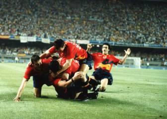 España gana el mismo oro que Cacho (1992)