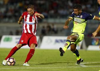 Torres y su nuevo reto: llegar al Top-5 de goleadores del Atleti