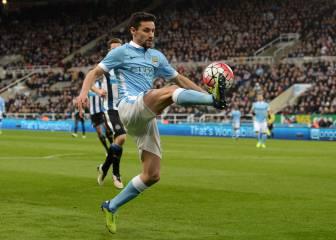 Jesús Navas puede ser la próxima víctima de Guardiola