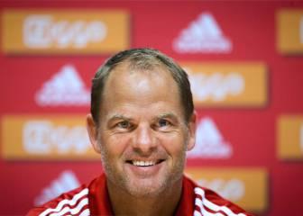De Boer, presentado: