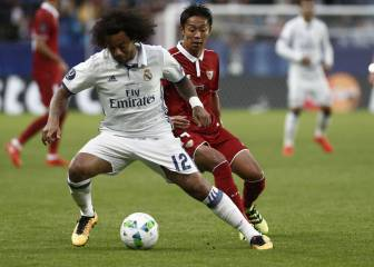 Real Madrid 3 - 2 Sevilla: resumen, resultado y goles