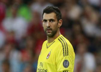 El Celta hablará mañana con el Milán para traer a Diego López