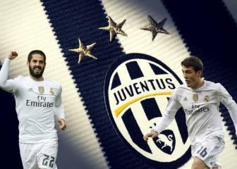 La Juventus mira al Madrid para suplir a Pogba: Isco y Kovacic