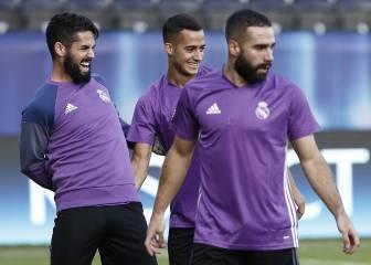 5 canteranos en el once del Madrid: no pasaba desde 1986