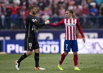 Acorazado Atlético: resiste y mantiene a sus estrellas
