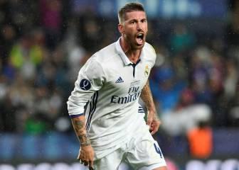 Ramos, MVP: