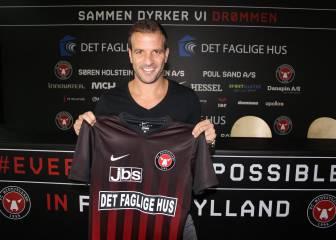 Oficial: Van der Vaart ya es jugador del Midtjylland