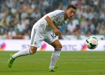 Özil sueña con volver al Madrid y el Arsenal quiere renovarle
