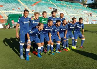 Un gol de Gorosito mantiene viva la racha azulona