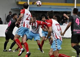 El Lugo se impuso a la Ponfe en el derbi de Los Ancares