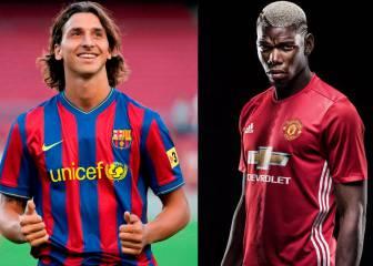 Los 5 fichajes más caros de Guardiola: 253M€; Mou 267M€