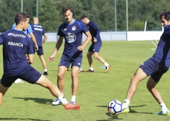 Oriol Riera se acerca a Osasuna