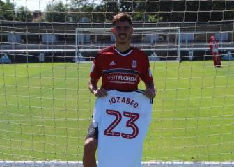 Jozabed firma por tres temporadas con el Fulham