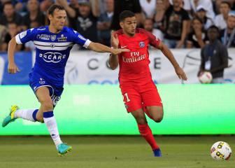 Emery y Jesé debutan en la liga francesa con victoria